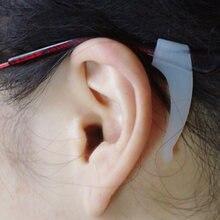 Модные Нескользящие ушной крючок Линзы для очков аксессуары
