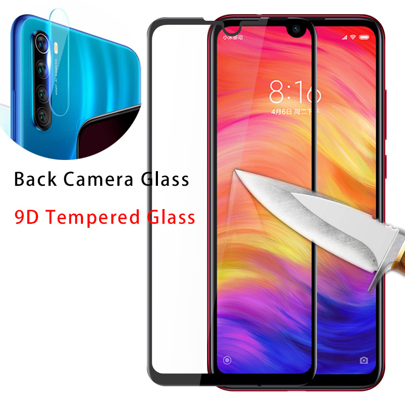 Camera Tempered Glass For Xiaomi Redmi 8A 7A 6A Screen Protector For Redmi 8 7 6 Pro 5 Plus 9D Lens Protective Glass For S2 GO