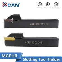 Инструмент XCAN токарный станок с ЧПУ MGEHR1616 MGEHR2020 с твердосплавными вставка Держатель инструмента Долбежные токарных станков с ЧПУ