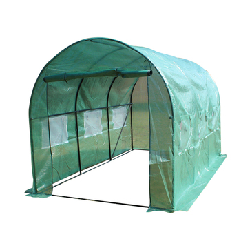 12′x7′x7  Heavy Duty Greenhouse Plant Gardening Dome Greenhouse Tent Fruit Vegetable Winter Warming Greenhouse