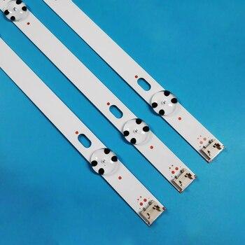 New 3 PCS/set 7LED 830mm LED backlight strip for LG 43UJ651V 43UJ701V 43UJ65_UHD_L EAU63673004 innotek 17Y 43inch_A 43UJ6307 1