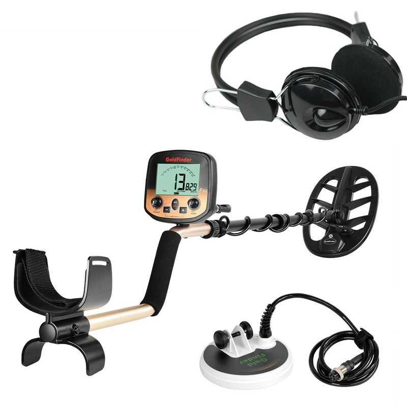 FS2 подземный металлоискатель ручной профессиональный высокочувствительный сканер 1 комплект