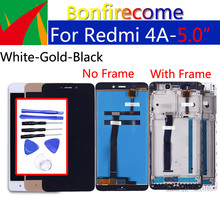"""5.0"""" LCD Display For Xiaomi Redmi 4A Touch Screen Digitizer With Frame Assembly Replacement For Redmi 4A LCD 1280*720"""