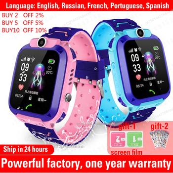 Q12 wodoodporny inteligentny zegarek dla dzieci SOS antil-lost Smartwatch dla dzieci 2G karta SIM zegar monitor lokalizacji Smartwatch PK Q50 Q90 tanie i dobre opinie greentiger CN (pochodzenie) Brak Na nadgarstek Zgodna ze wszystkimi 128 MB Odbieranie połączeń Wykonywanie połączeń