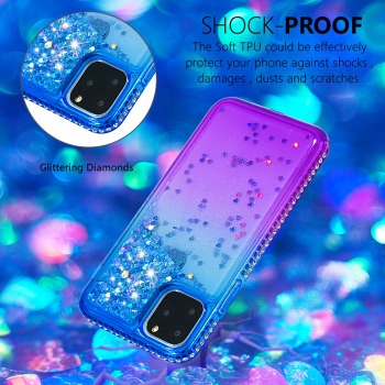 Bling Diamond Rhinestone Girls Case for iPhone 11/11 Pro/11 Pro Max 3