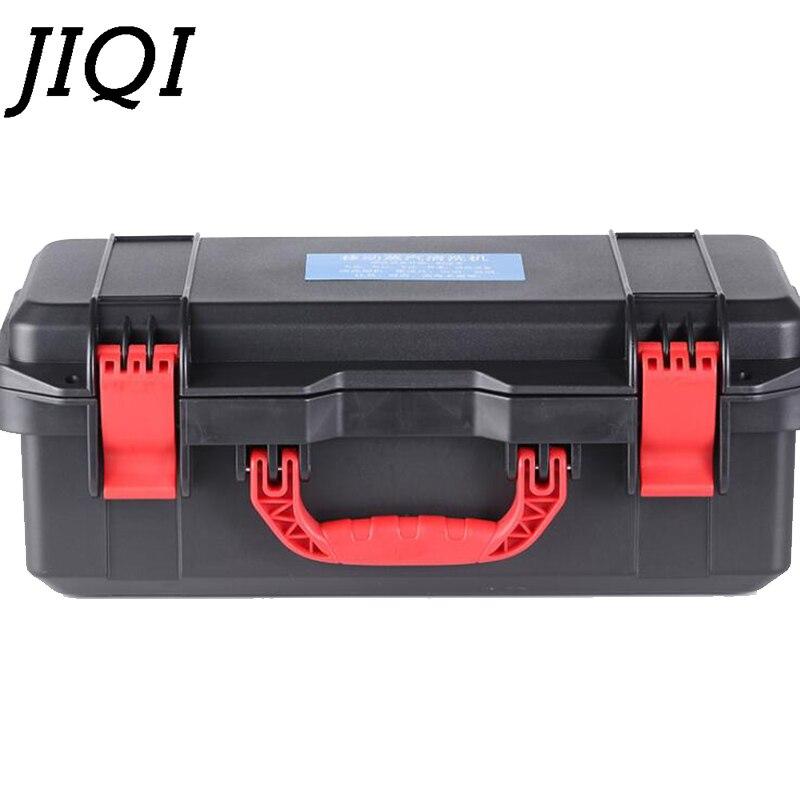 JIQI машина для очистки высокого давления, автомобильный паровой очиститель, ручная стерилизация, дезинфекции, автоматический насос, стерили...