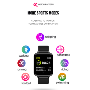 Image 3 - COXANG b57 Smart Watch With Pressure Measurement Heart Rate Monitor b57 Smartwatch Waterproof  Pedometer Smart Watch ladie/ Men
