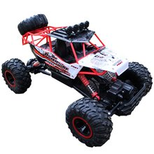 Toy Remote-Control-Car Four-Wheel Drive Climbing-Car Charging Off-Road Electric Big-Foot