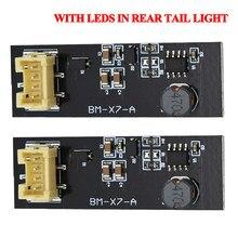 Luz LED de reparación para controlador trasero, tablero de luz trasera de repuesto para X3 Sport 02CBA1101ABK, F25, b003809.2, Led025, 3W, 63217217314