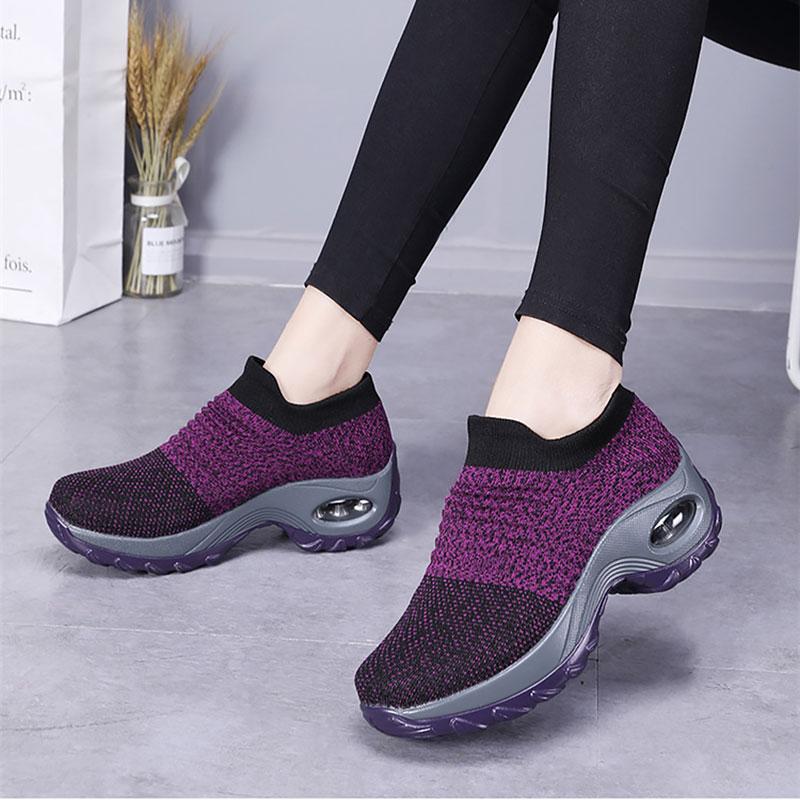 leve sapatos de caminhada sapatos casuais de