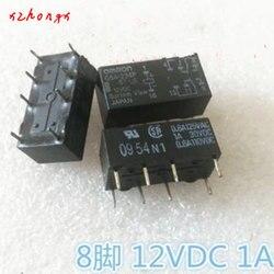 Реле G6A-234P-ST15-US-5VDC G6A-234P-ST-US12VDC G6A-234P-ST-US-24VDC 8 pin