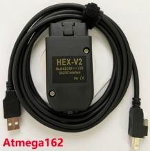 فاغكوم 21.3 عرافة v2 VAG كوم 20.4.2 عرافة يمكن USB واجهة ل ترموستات التبريد بالماء لسيارة أودي سكودا مقعد VAG 20.12 ATMEGA162 + 16V8 + FT232RQ متعدد اللغات