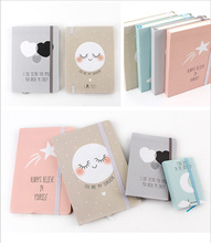Notebook Diary Paper Planner Student Journal Stationery School Mini daily weekly personality cheap PVC Cute Kawaii spiral office magnetic buckle office notebook stationery school notebook planner daily weekly planner cute animals diary bullet journal defter