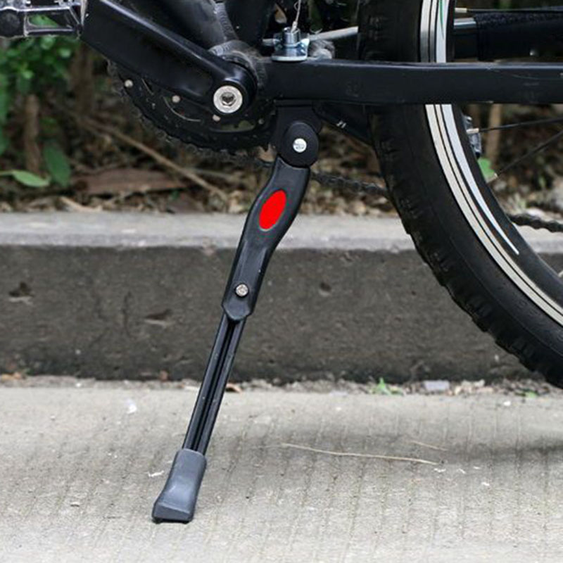 Bicycle Kickstand Bike Stand Parking Racks Support Side Stand Foot Brace Cycling Parts MTB Road Bike Stand For 16 24 26 Inch