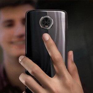 Image 3 - Moto téléphone portable E5 Plus 4GB 64GB Smartphone BT5.0 plein écran 6 pouces métal téléphone 12MP caméra 5000mAh support charge rapide