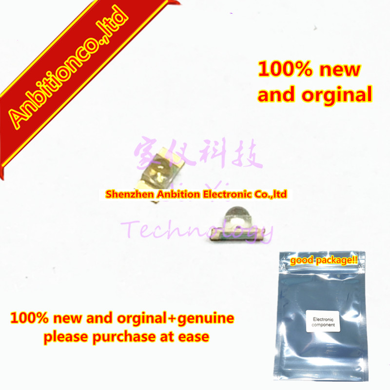 10pcs  100% New And Orginal AN1105W Infrared LED SMD 3216 GaAs Emission 950nm AN1105W-21-TR  In Stock