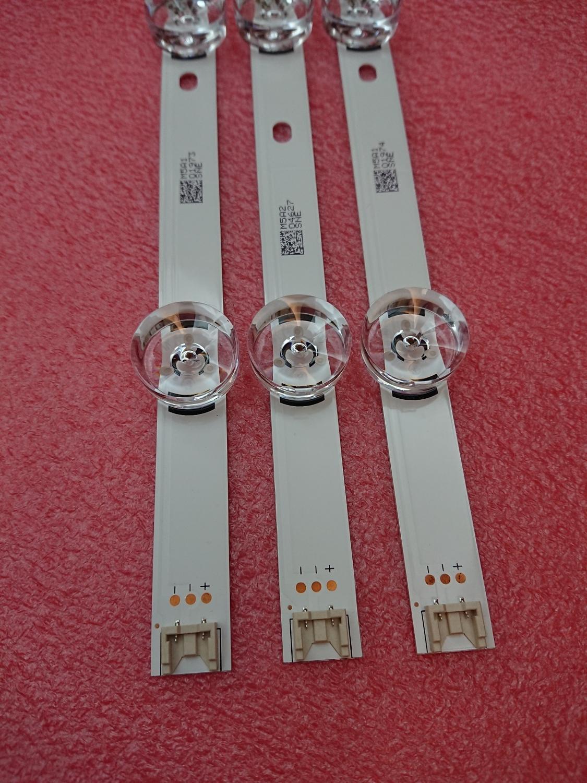"""Nouveau Kit 3 pièces 6LED 590mm LED bande de rétro-éclairage pour LG 32LB580 32LB562V 32LB650V 6916L-1841A 1842A DRT3.032 """"_ Un B 6916L-2100A 2101A"""