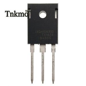 Image 4 - 5PCS IXGH10N300 כדי 247 10N300 TO247 10A 3000V גבוהה מתח כוח IGBT טרנזיסטור משלוח משלוח