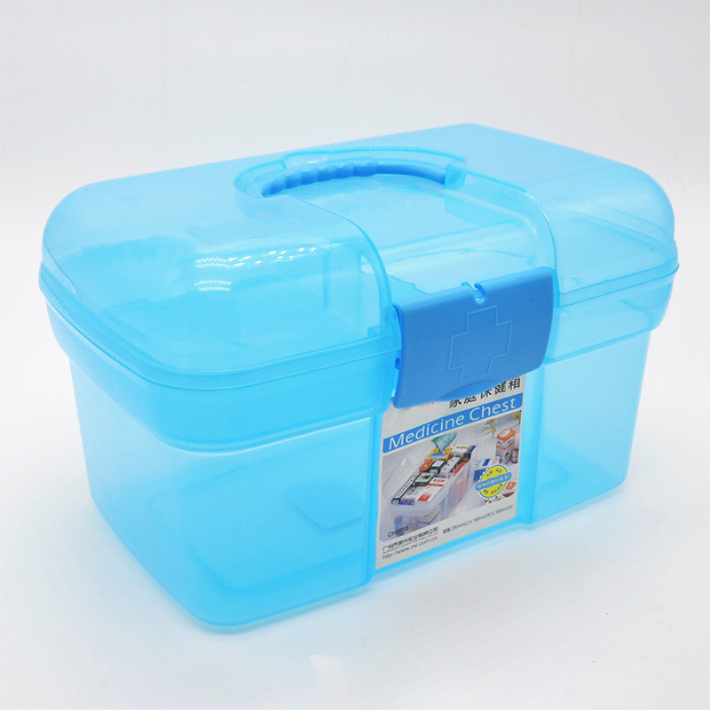 Home Large Children's Healthy Complete First Aid Kit Box Medicine Storage Box For Medical Bag Small Household Medicine