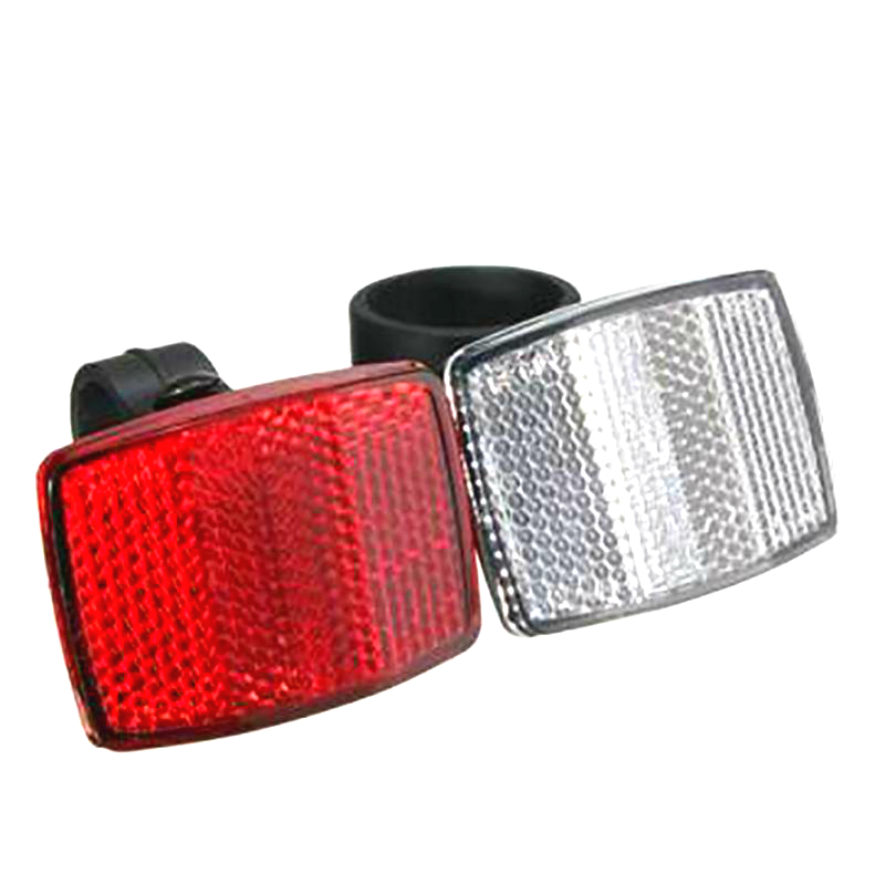 1 Pcs Bicycle Front Rear Reflective Lens MTB Road...