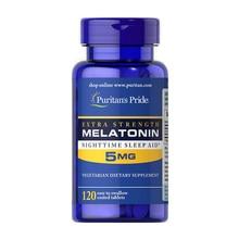 Spedizione Gratuita Melatonina 5 mg 120 pcs
