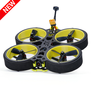 New iFlight BumbleBee CineWhoop 3 Inch 4s 6s BNF with Caddx Ratel Fpv Camera SucceX-E Mini F4 FC 1507 Motor for FPV Racing Drone