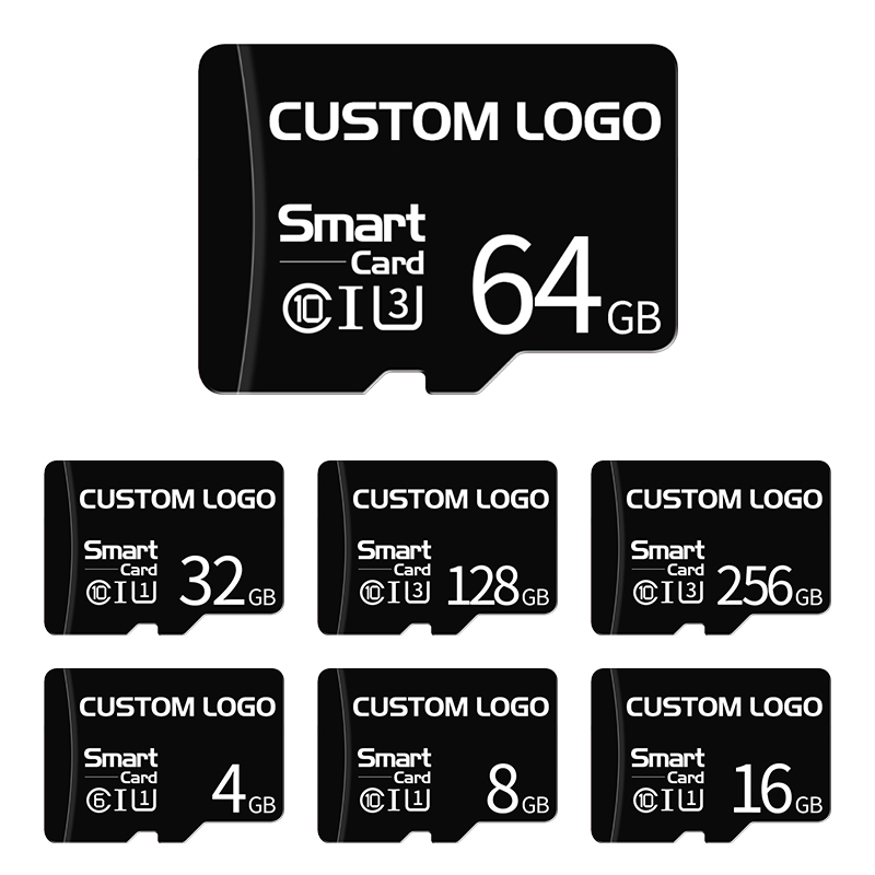 Customize your LOGO. Class 10 Micro sd card 128GB 64GB 32GB 16GB 8GB TF card Memory Card cartao de memoria 32GB Microsd cards 1