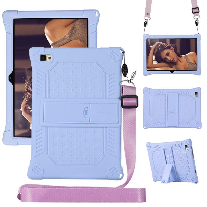 10,1 дюймовый силиконовый защитный чехол для планшета Teclast P20HD M40