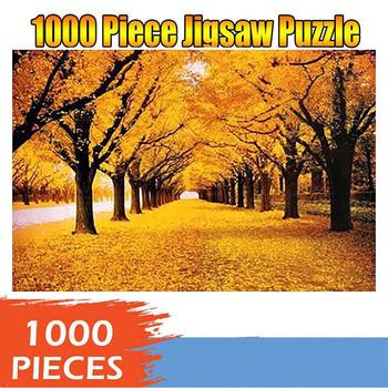 Puzzle 1000 sztuk Puzzle dla dorosłych Puzzle Montessori Puzzle dla dorosłych zabawki edukacyjne dla dorosłych 1000 sztuk Puzzle 3d zabawki antystresowe tanie i dobre opinie CN (pochodzenie) Unisex 5-7 lat 8-11 lat 12-15 lat Sillcone NONE COMMON