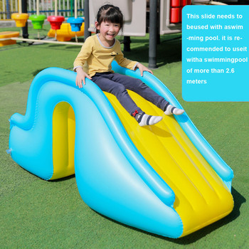 Inflatable Outdoor Water Slide for Kids Swimming Pool Water Slide Bouncer Backyard children Summer party toys Water slides#3