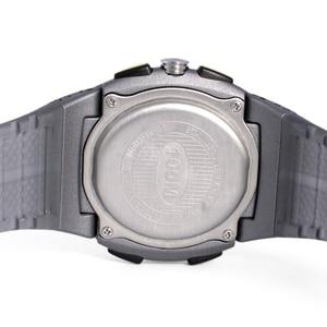 Image 5 - Часы наручные мужские с хронографом, Цифровые Кварцевые водонепроницаемые до 100 м