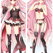 Pillowcases Body-Dakimakura Cover Otaku No-Seraph Hugging Anime Gift Tepes Krul The-End-Owari
