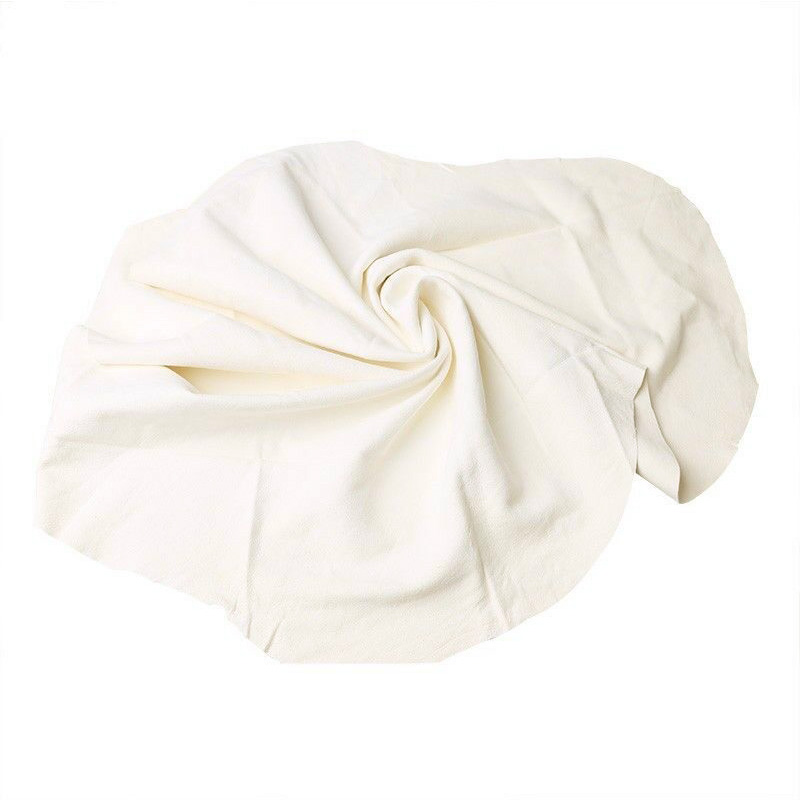 Natural Shammy Chamois Leather Car Cleaning Towels Drying Washing Cloth 25*40cm