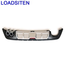 Protector Accessories Decorative Parts Decoration Mouldings Rear Diffuser Front Tuning Car Lip Bumpers FOR Volkswagen Lamando