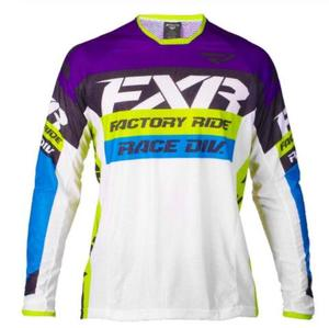 2020 MTB jersey DH enduro motocross jersey Off Road Mountain Bike downhill Jersey MX BMX cycling jersey(China)