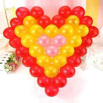 Heart Shape Ballons Mesh Model 38 Grids Net Frame Balloon Holder Wedding Car Decor Event Party Valentine's Ballons Rack image