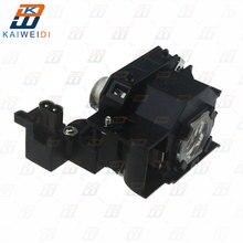 Dla ELPLP44/V13H010L44 z wymiennikiem do projektora z obudową lampy dla Epson EBDM2 EMP DE1 EMP DM1 EMP DM2 Moviemate 50 Moviemate 55