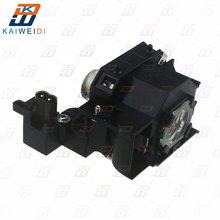 Voor ELPLP44/V13H010L44 Projector Vervanging Lamp met Behuizing voor Epson EBDM2 EMP DE1 EMP DM1 EMP DM2 Moviemate 50 Moviemate 55