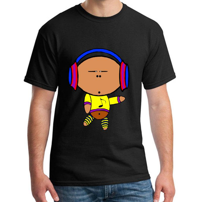 Vintage Edm Boy Dancing Clubin House Music Fan t shirt girl boy cotton Comics Super mens tee t shirts Classical Pattern image