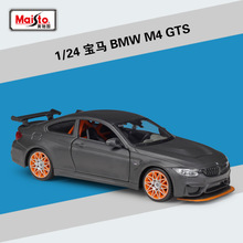 цена на Maisto 1:24 BMW M4 GTS Roadster Modified Simulation Alloy Car Model collection gift toy