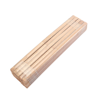 1 Pack Maple Wood 100 Strips Guitar Inside Binding Purfling Inlay Lining Musical Instrument Accessory