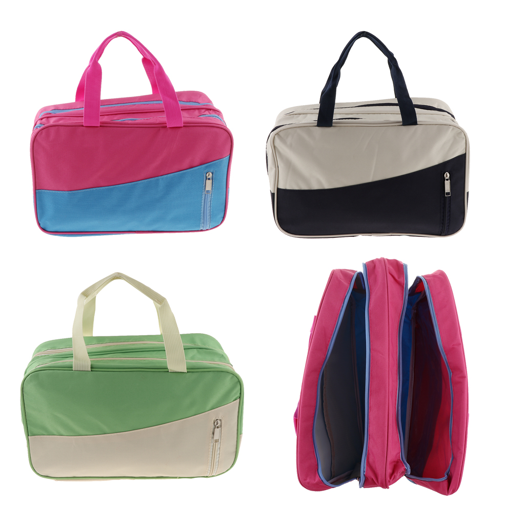 Nylon Dry Wet Separation Beach Bag Waterproof Sports Storage Bag Handbag Beach Swimming Handbag For Outdoor Sports