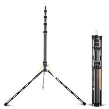 QZSD LS25C 5 photography luce staffa in fibra di carbonio photography attrezzature ausiliarie treppiede