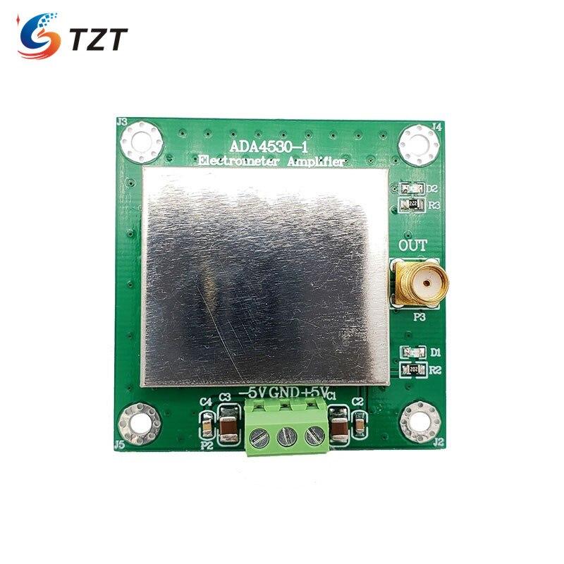 TZT R = 10G/1G/100M ohm fA-Ebene Electrometer Transimpedance Verstärker Für Schwach aktuelle Messung ADA4530-1