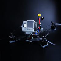 IFlight Nazgul5 SucceX-E F4 45A 600mW Caddx Ratel XING-E 2207 2750KV 1700KV 4S/6S 5/5,1 Inch FPV Racing Freestyle Drone PNP/BNF