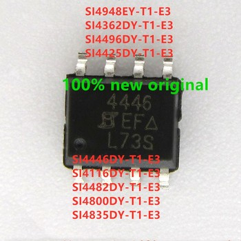 100 uds SI4446DY-T1-E3 SI4116DY-T1-E3 SI4482DY-T1-E3 SI4800DY-T1-E3 SI4835DY-T1-E3 SI4948EY-T1-E3 SI4362DY-T1-E3 SI4496DY-T1-E3
