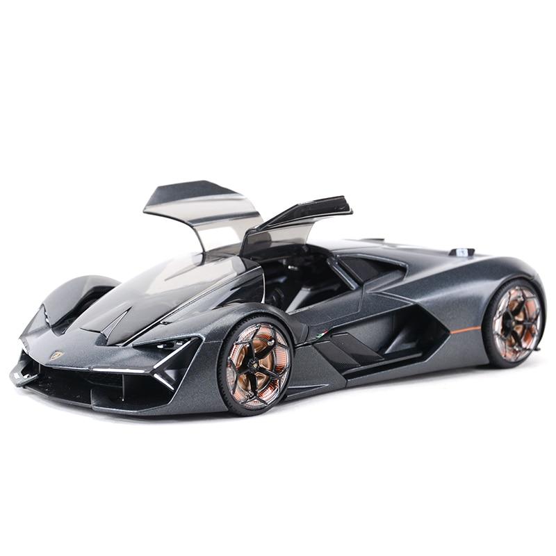 Bburago 1:24 Terzo Millennio Static Simulation Diecast Alloy Model Car