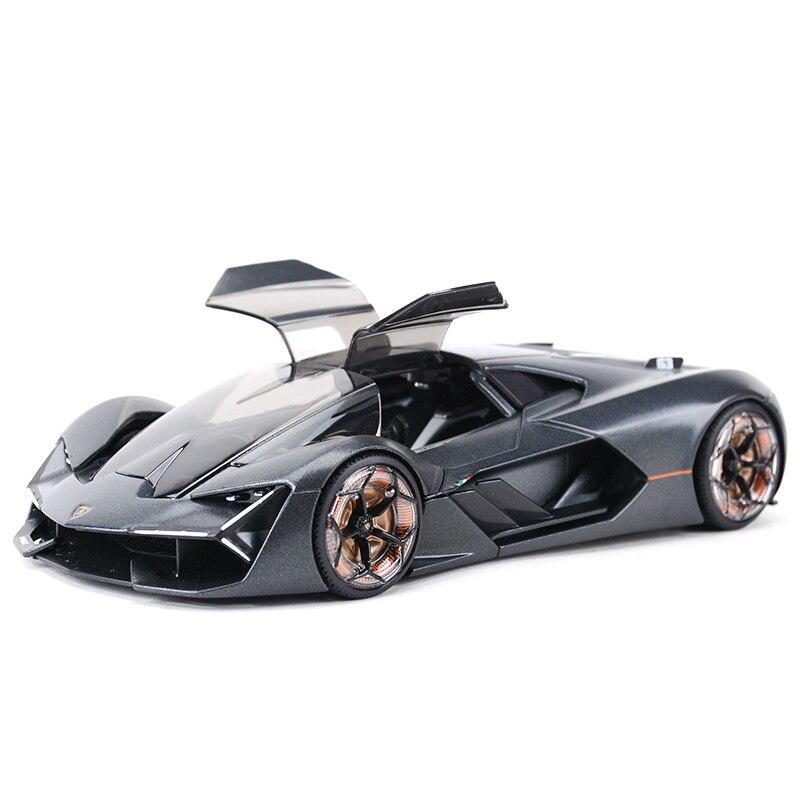 Bburago 1:24 Terzo Millennio статическое моделирование Литой Сплав модель автомобиля|Игрушечный транспорт|   | АлиЭкспресс