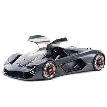 Bburago 1:24 تيرسو ميلينيو ثابت يموت يلقي المركبات نموذج قابل للجمع سيارات لعب