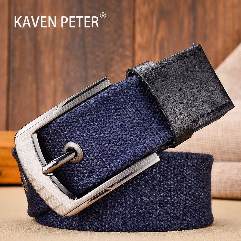 Canvas Belt For Men Outdoor Tactical High Quality Canvas Alloy Buckles Belts For Jeans Male 95 Cm To 160 Cm